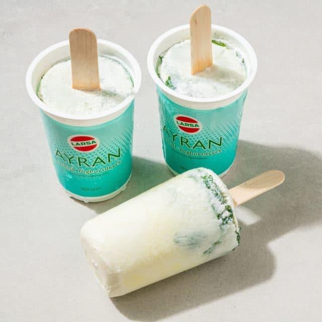 Gör din egen yoghurtglass!